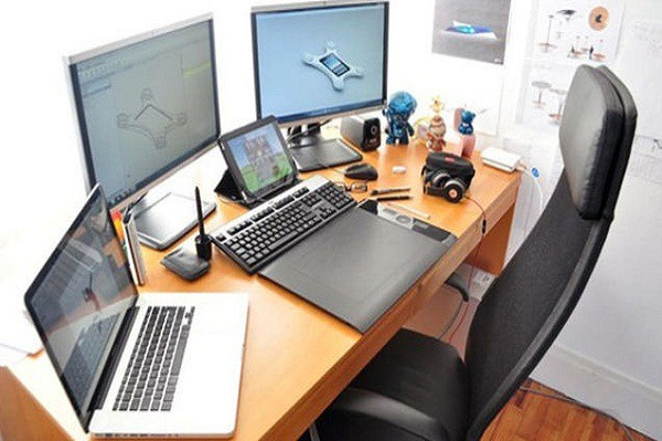 Cleaning Efforts For An Organized Work Space Environment