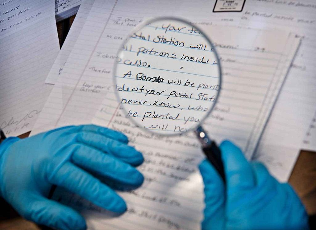 Introducing The Role Of The Handwriting Forensic Document Examiner